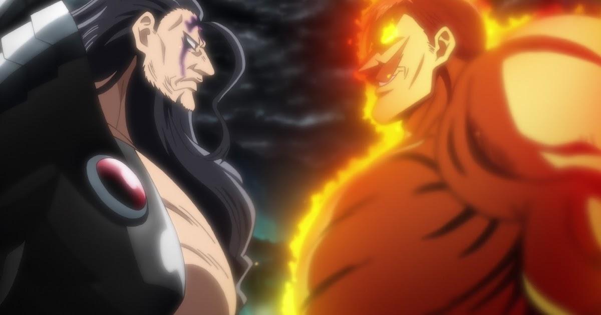 Featured image for Nanatsu no Taizai - Fundo no Shinpan - Episode 18 - Escanor Demon King Exchange Blows