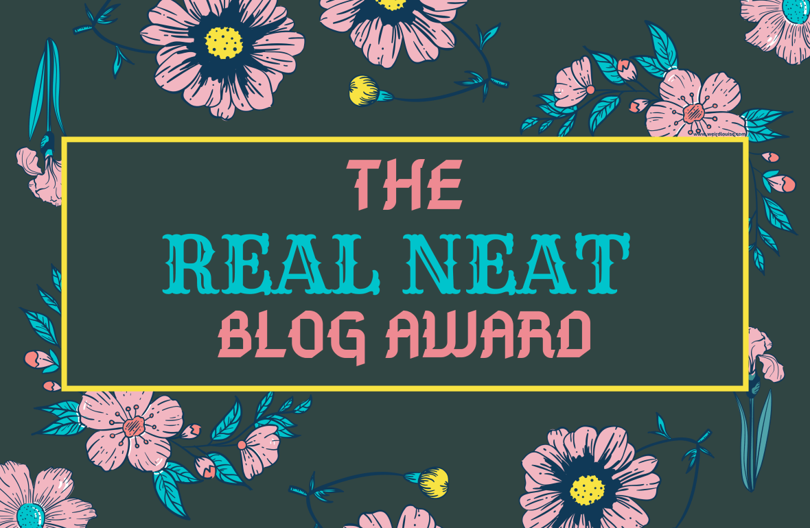 Featured image for Real Neat Blog Award!