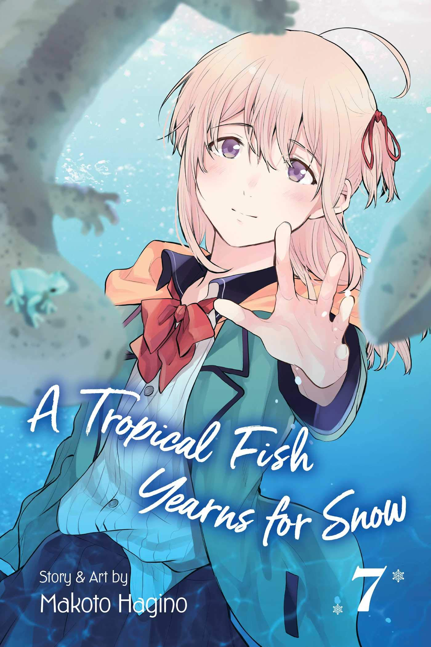Featured image for Thoughts on A Tropical Fish Yearns for Snow Volume 7