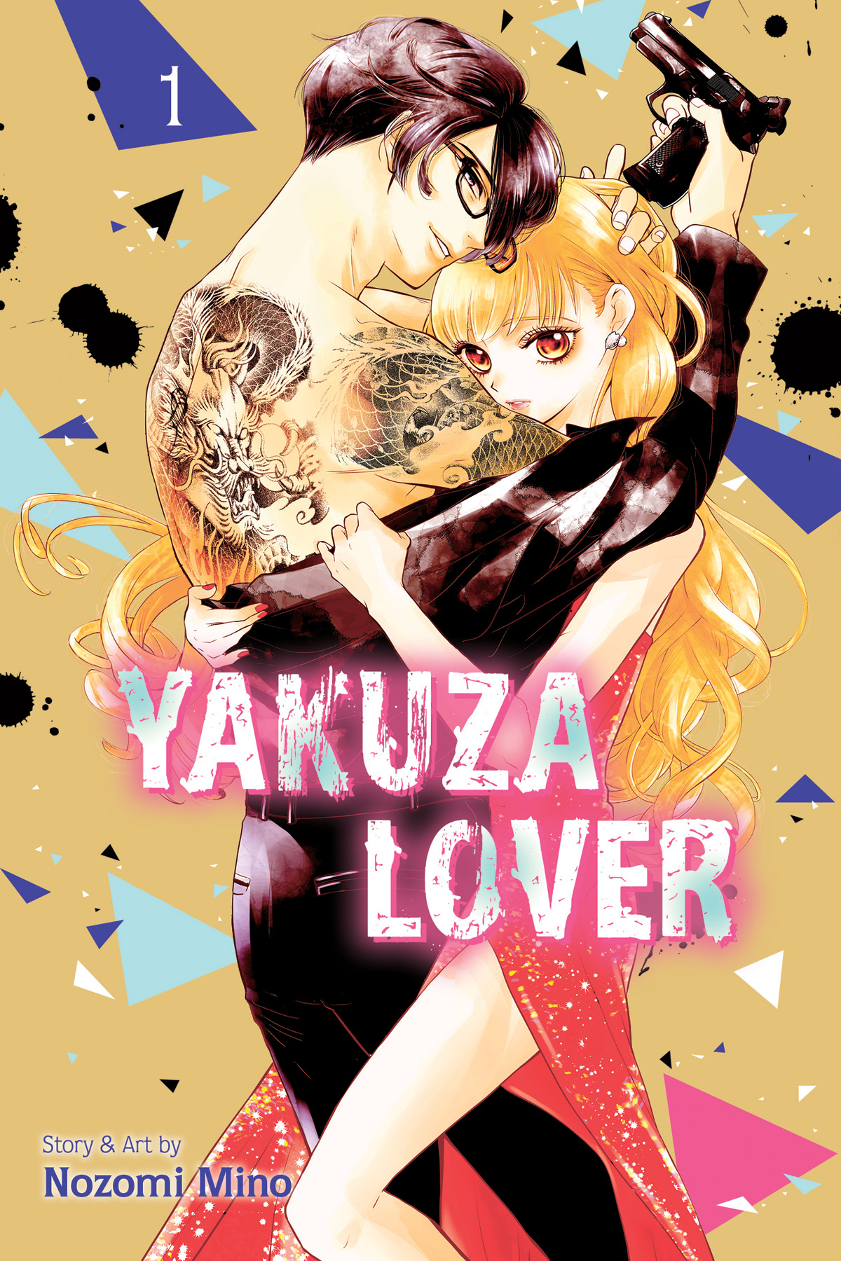 Featured image for Yakuza Lover Vol 1 Review