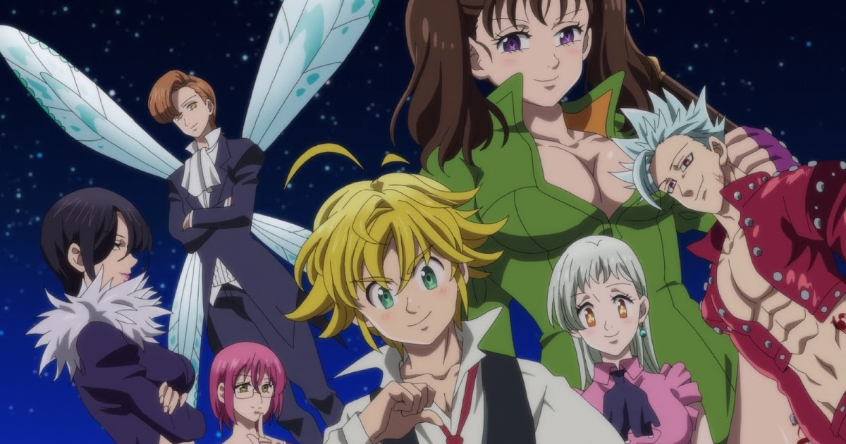 Featured image for Nanatsu no Taizai - Fundo no Shinpan - Episode 23 - The Seven Deadly Sins