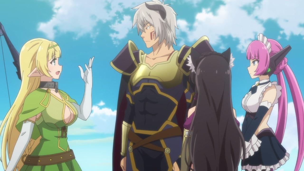 Featured image for Isekai Maou to Shoukan Shoujo no Dorei Majutsu Ω Episode #10