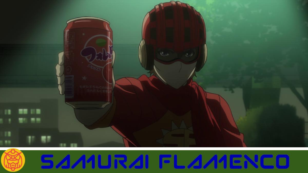 Featured image for Samurai Flamenco – :D :D :D :D :D :D :D :D
