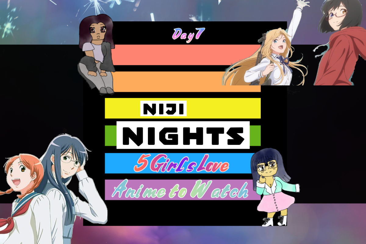 Featured image for Day 7 of Niji Nights: 5 Girls Love Anime to Watch