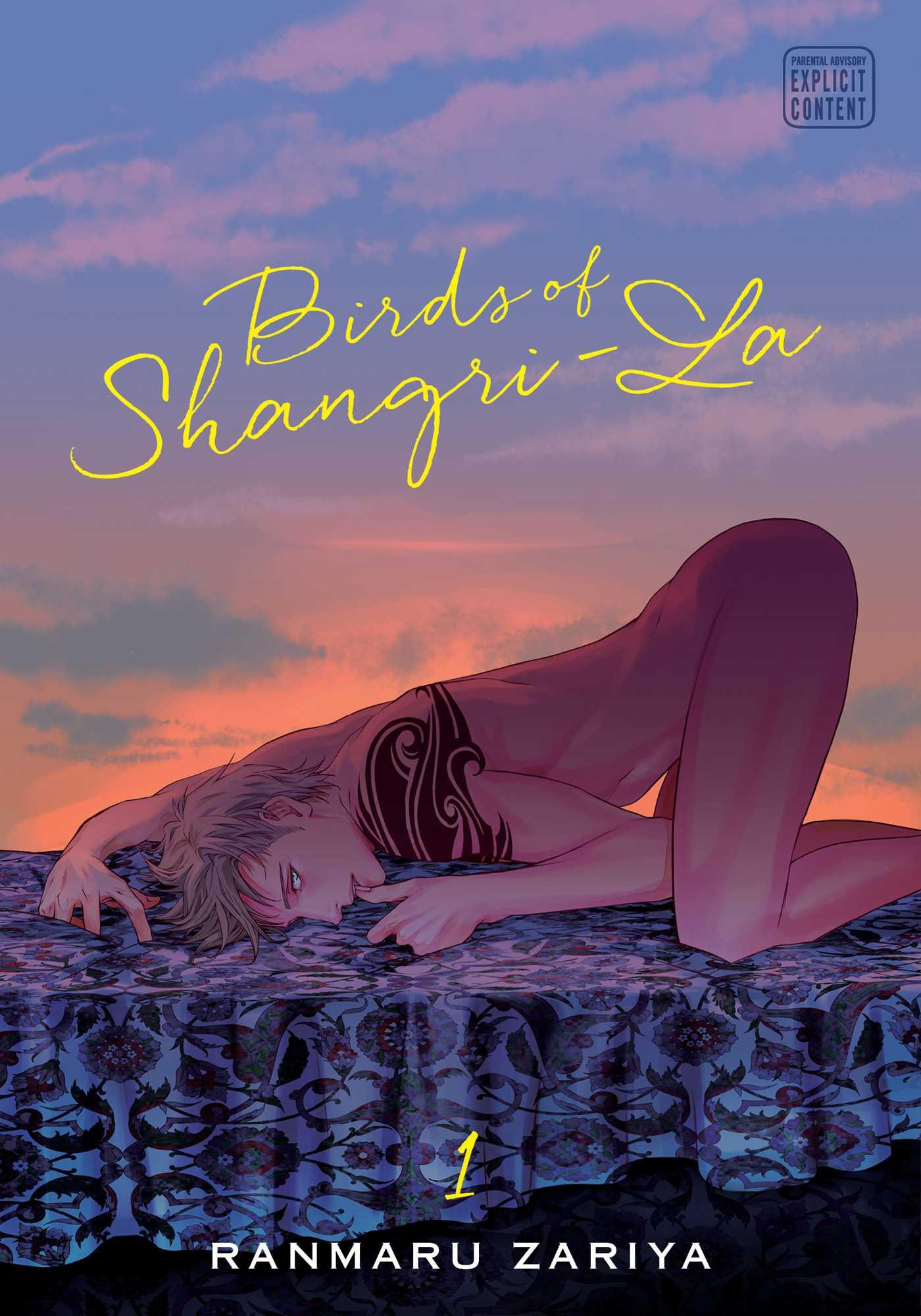 Featured image for BLog: Birds of Shangri-La Vol. 1