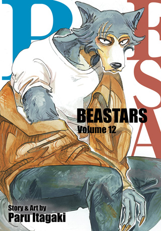 Featured image for Beastars Vol 12 Review