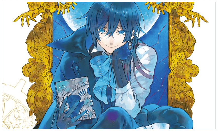 Featured image for The Case Study of Vanitas – Manga First Impression