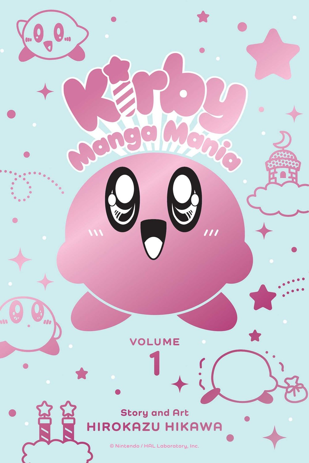 Featured image for Kirby: Manga Mania Volume 1 Review