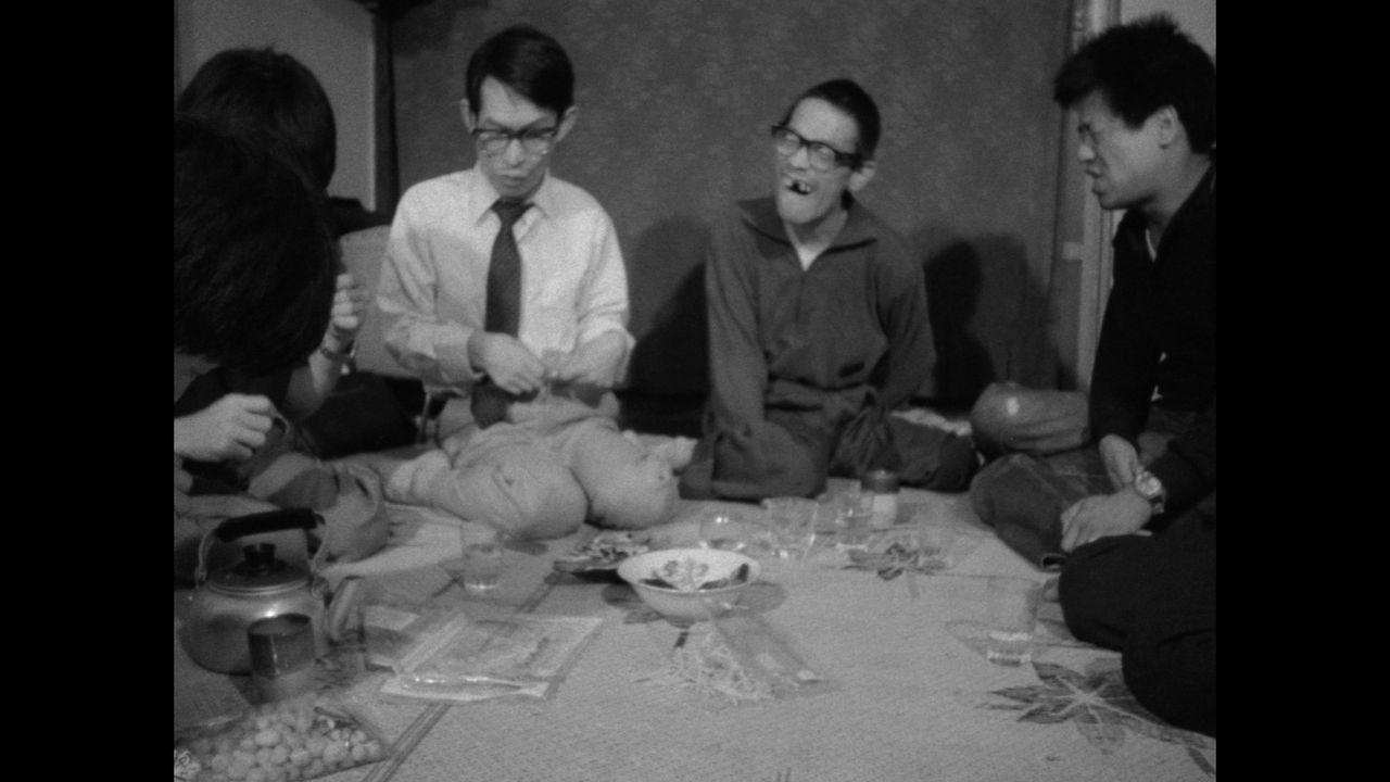 Featured image for Goodbye CP  さようならCP Director: Kazuo Hara, Producer: Sachiko Kobayashi (1972)