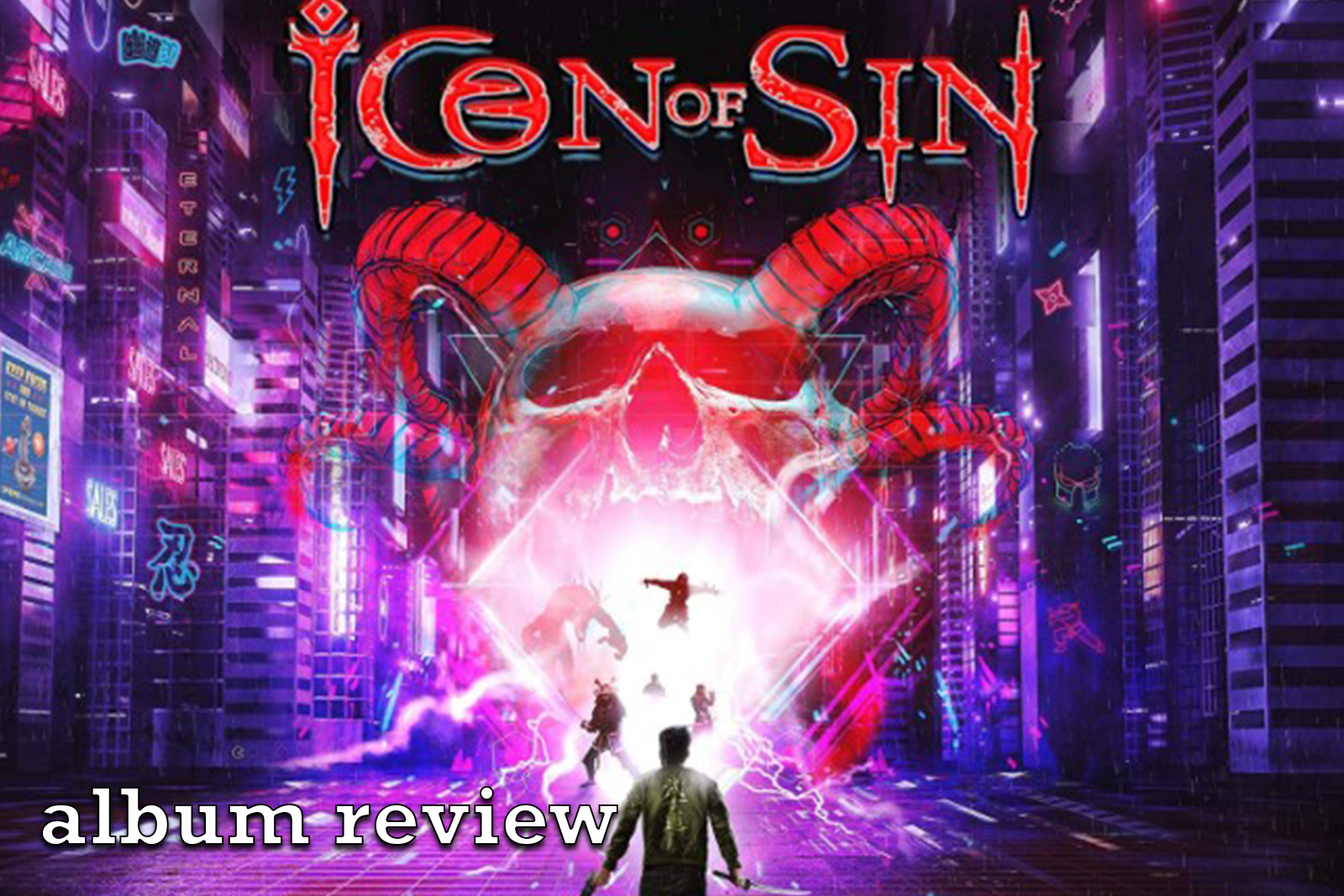 Featured image for Imitation and Flattery to the Nth Degree: Icon of Sin — Self-Titled Album Review