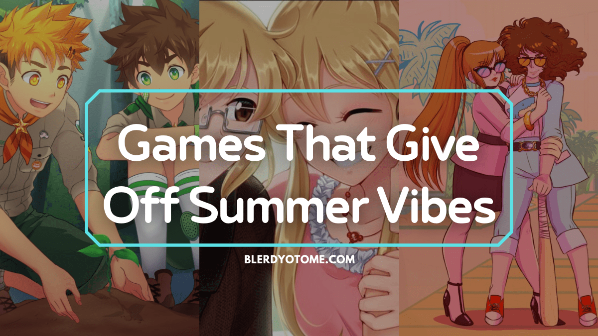 Featured image for Games That Give Off Summer Vibes