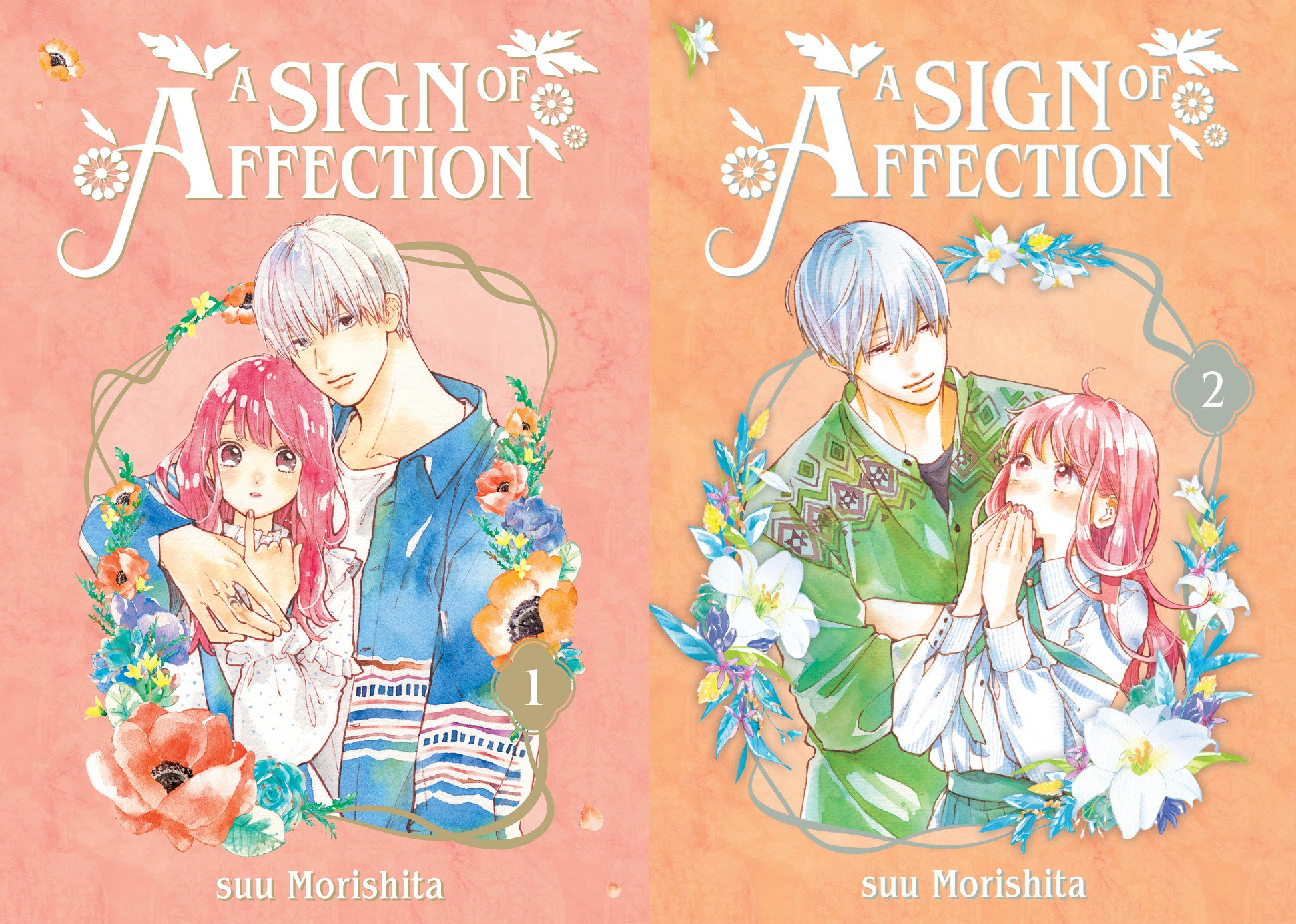 Featured image for A Sign of Affection Volumes 1 and 2 Review