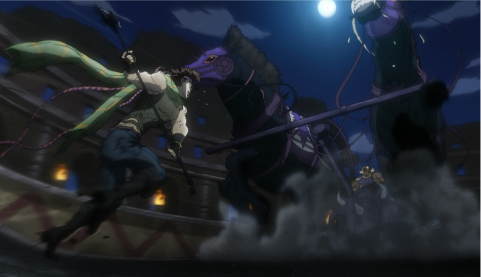 Featured image for Jojune Battle Tendency: Episode 13- A True Warrior