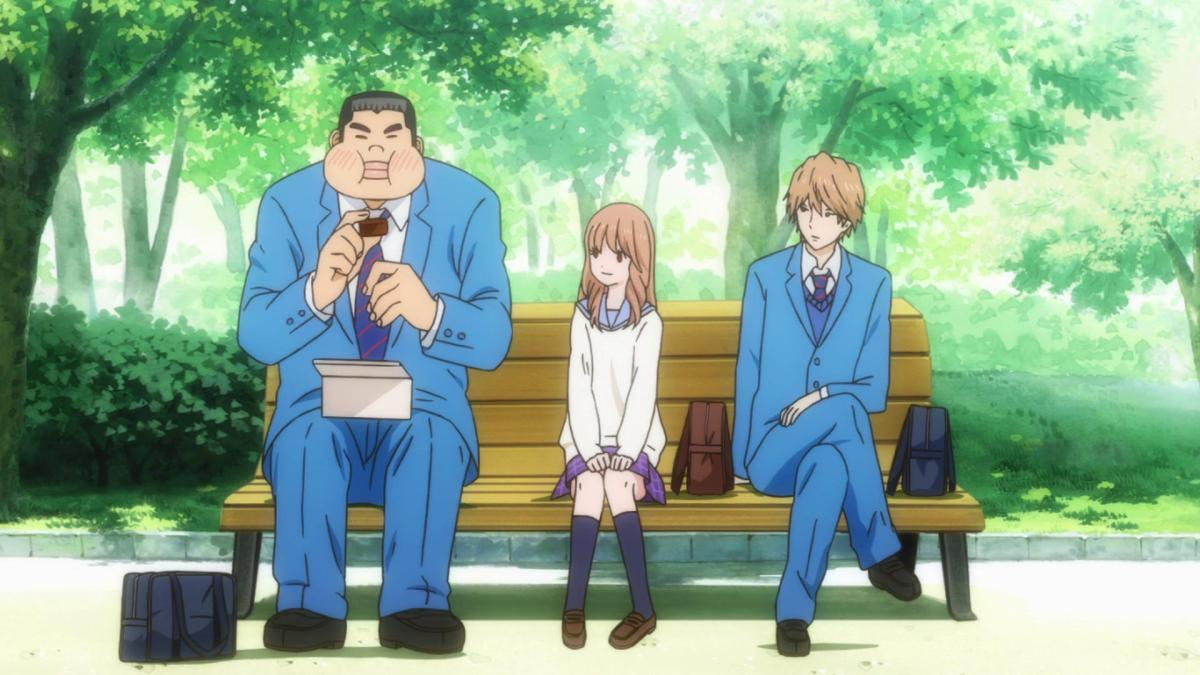 Featured image for Ore Monogatari!! (Anime Review)
