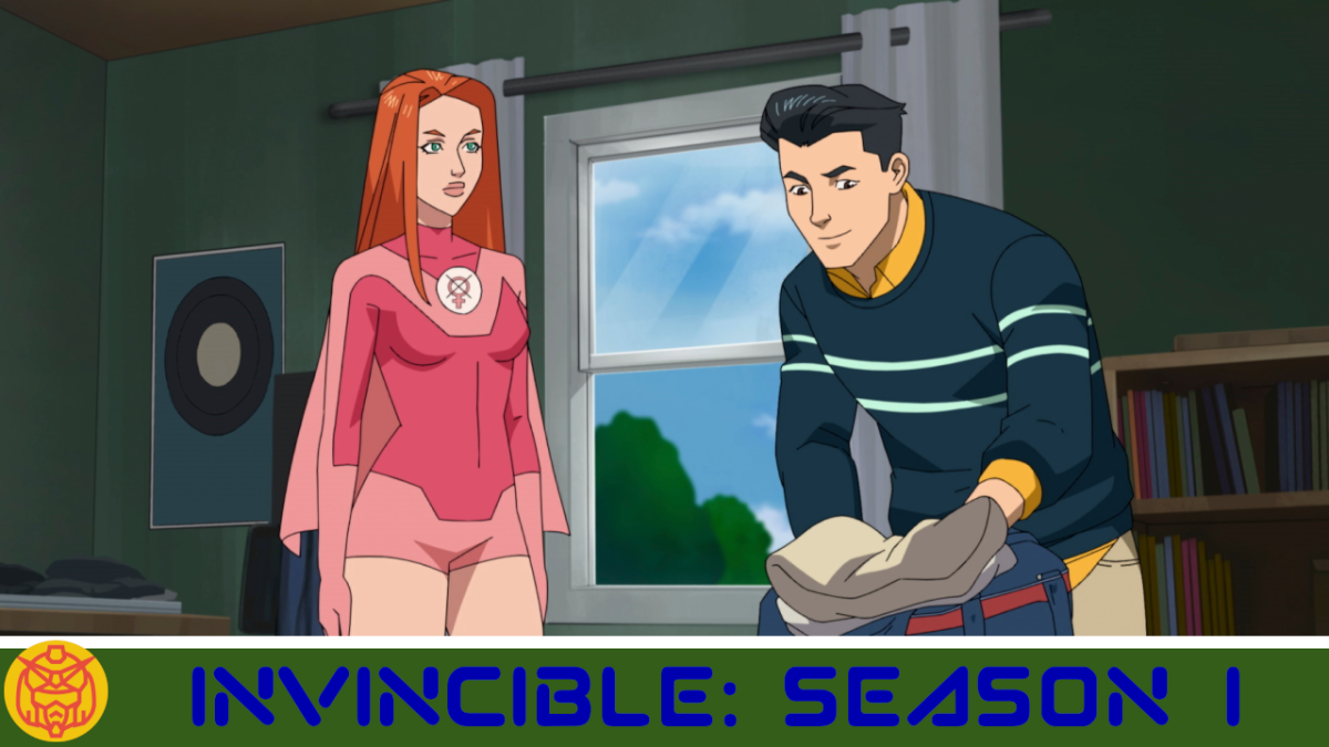 Featured image for Invincible Season 1 – Learning the Ropes