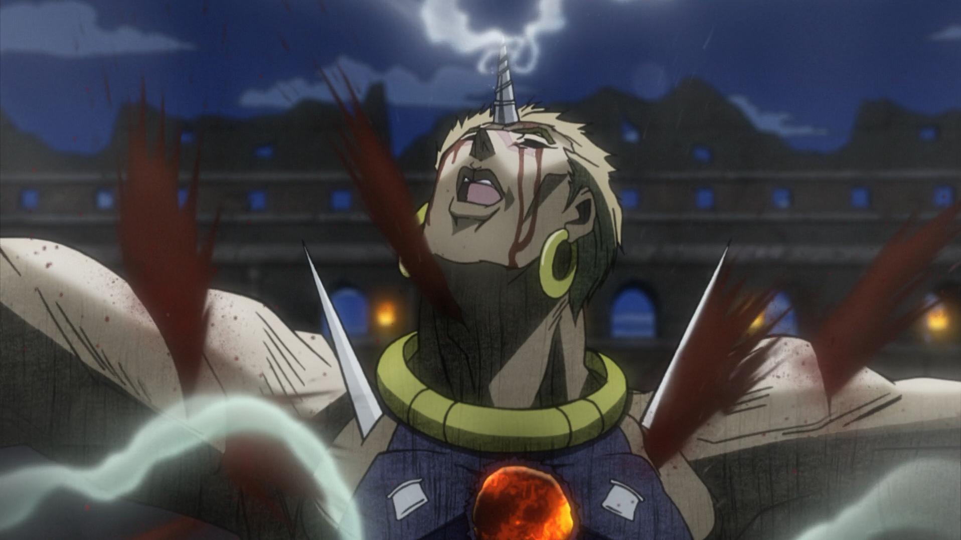 Featured image for Jojune Battle Tendency: Episode 14- The Warrior of Wind