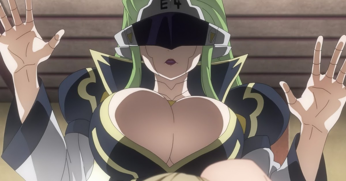 Featured image for Edens Zero - Episode 8 - Rebecca Enjoys Witch's Massage