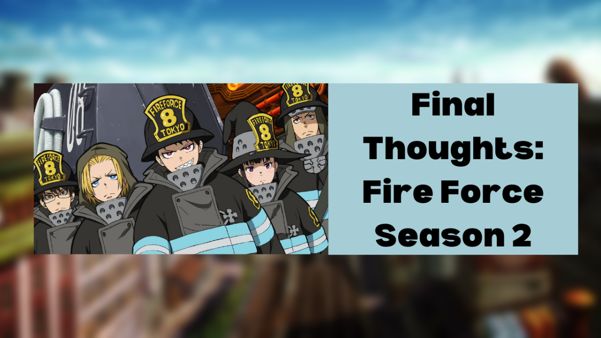 Featured image for Final Thoughts: Fire Force Season Two