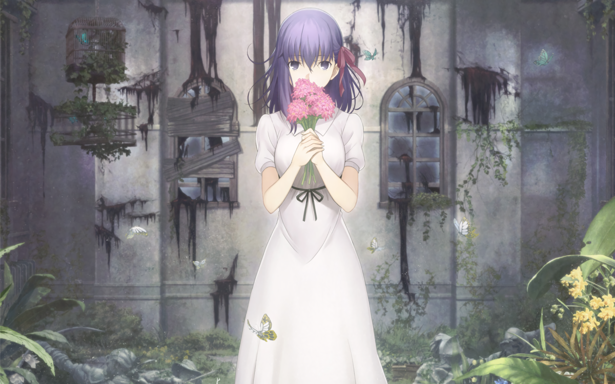 Featured image for Fate stay/night Heaven's Feel Movie Trilogy Review