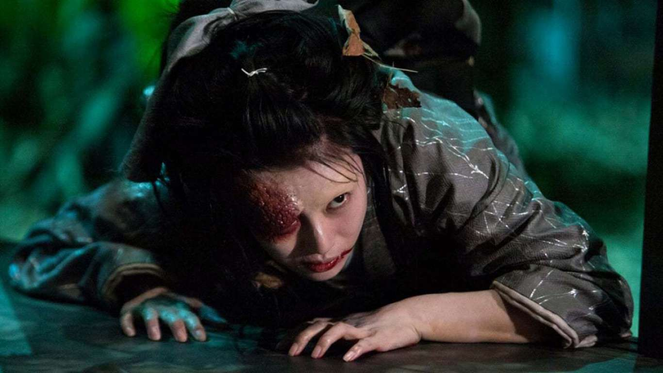 Featured image for Over Your Dead Body (2014) by Takashi Miike