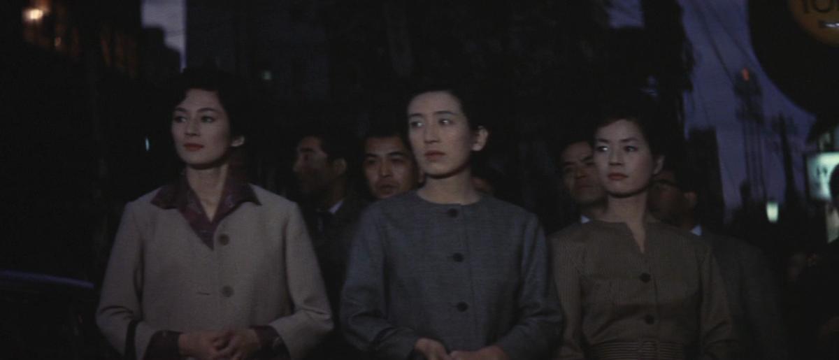 Featured image for Woman of Design (その場所に女ありて, Hideo Suzuki, 1962)