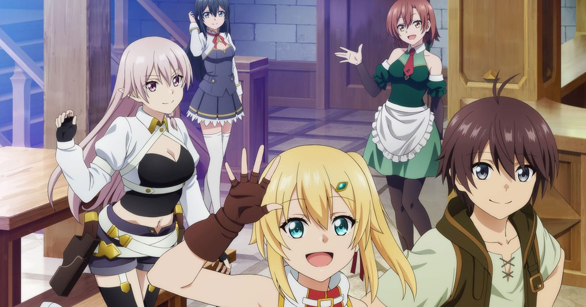 Featured image for Anime REvisited Special Review: The Hidden Dungeon Only I Can Enter!