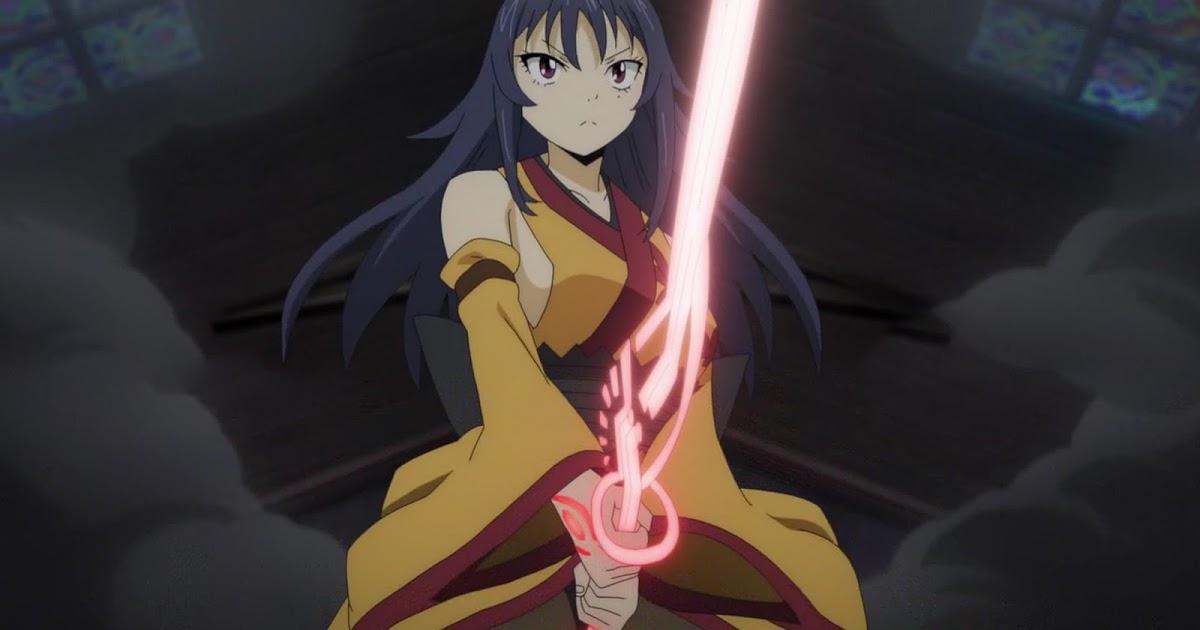 Featured image for Edens Zero - Episode 10 - Homura Dual Wields