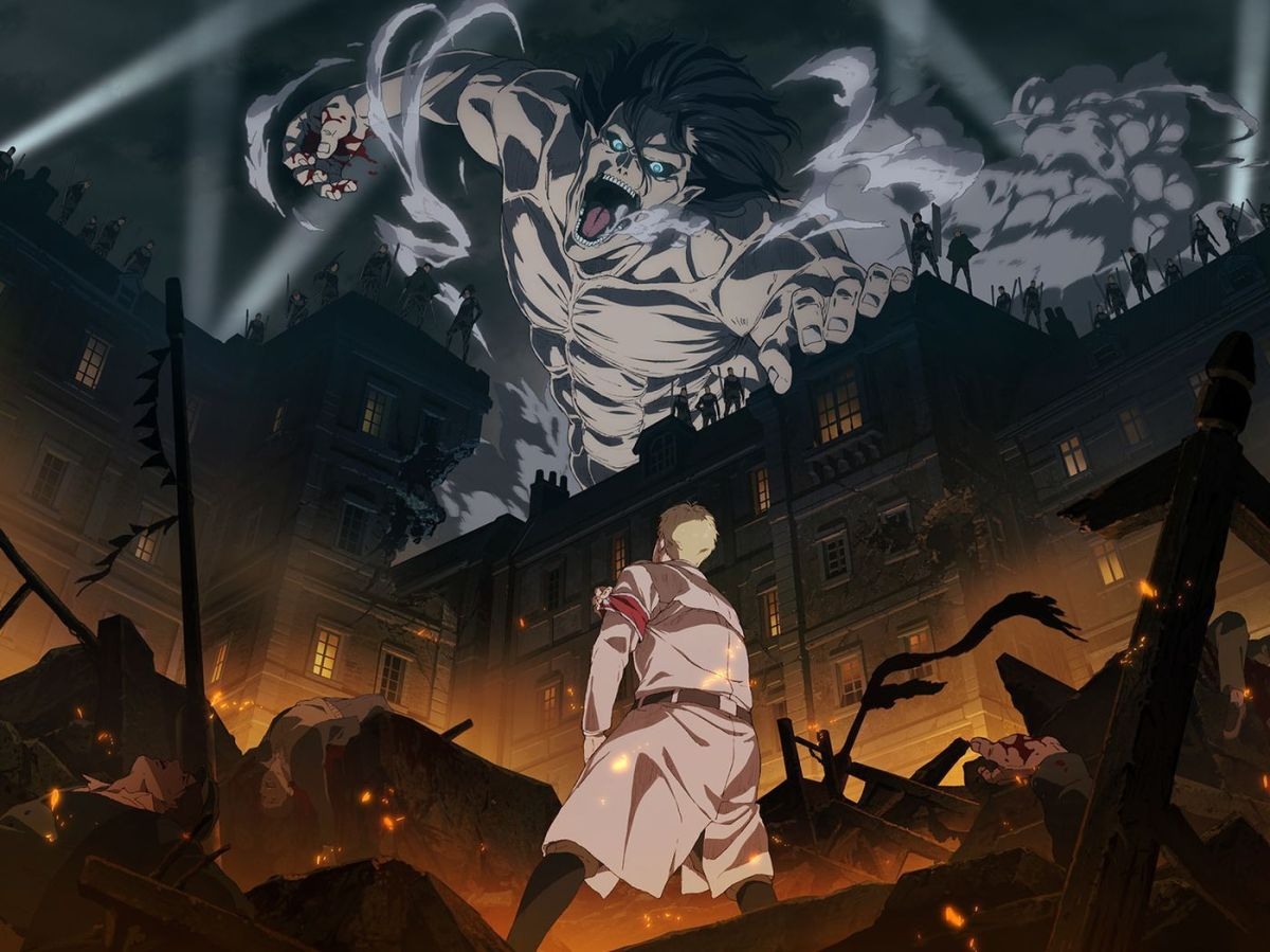 Featured image for Anime Review: Attack on Titan Final Season Part 1