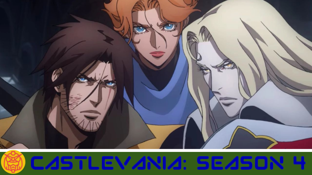 Featured image for Castlevania Season 4: A Relatable Finale