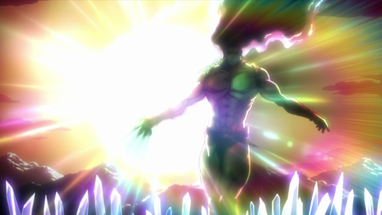 Featured image for Jojune Battle Tendency: Episode 16- The Birth of a Superbeing!!