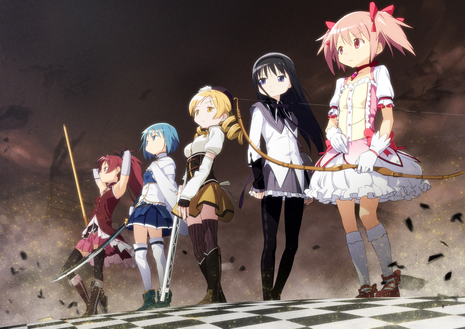 Featured image for Breaking Down The Magical Girl Genre – Let's Never Become a Magical Girl