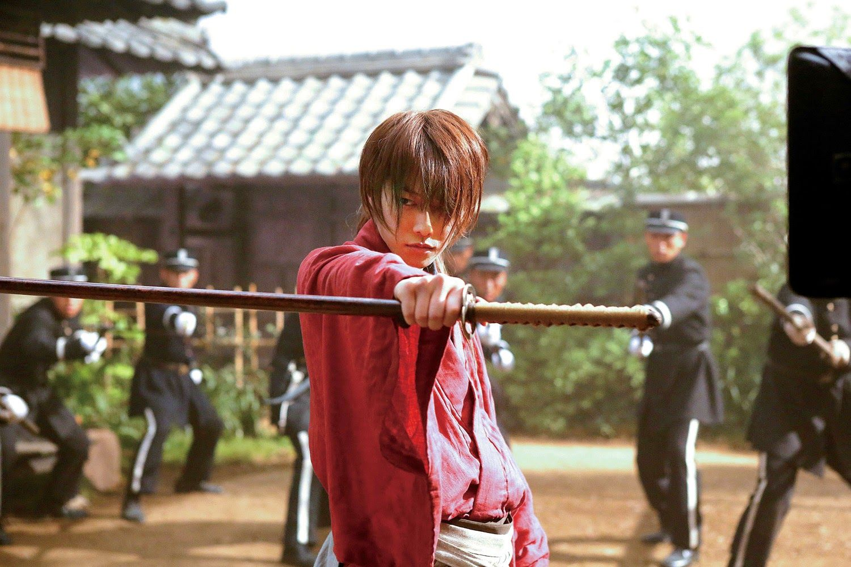 Featured image for Rurouni Kenshin (2012) by Keishi Otomo