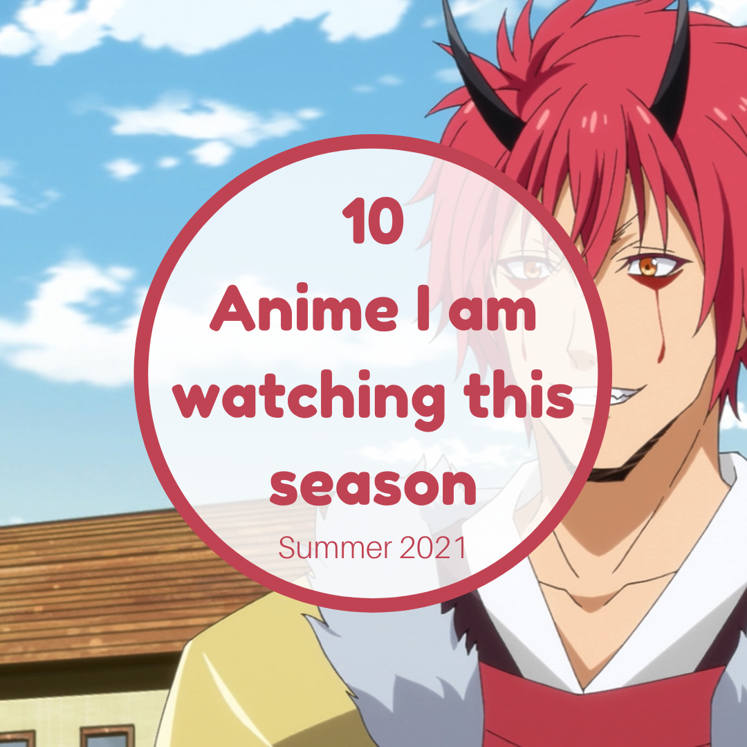 Featured image for 10 Anime I am Watching This Season