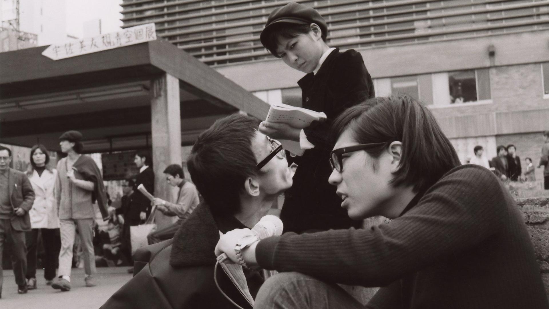 Featured image for Heroic Purgatory Podcast Covers Japan Society's Cinema as Struggle: The Films of Kazuo Hara and Sachiko Kobayashi (June 04 – July 02)