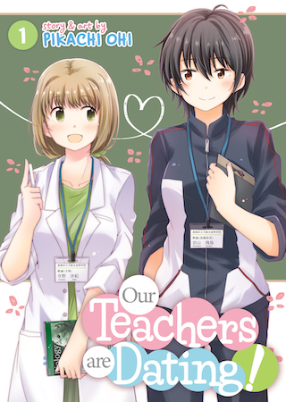 Featured image for Thoughts on Our Teachers are Dating! Volume 1