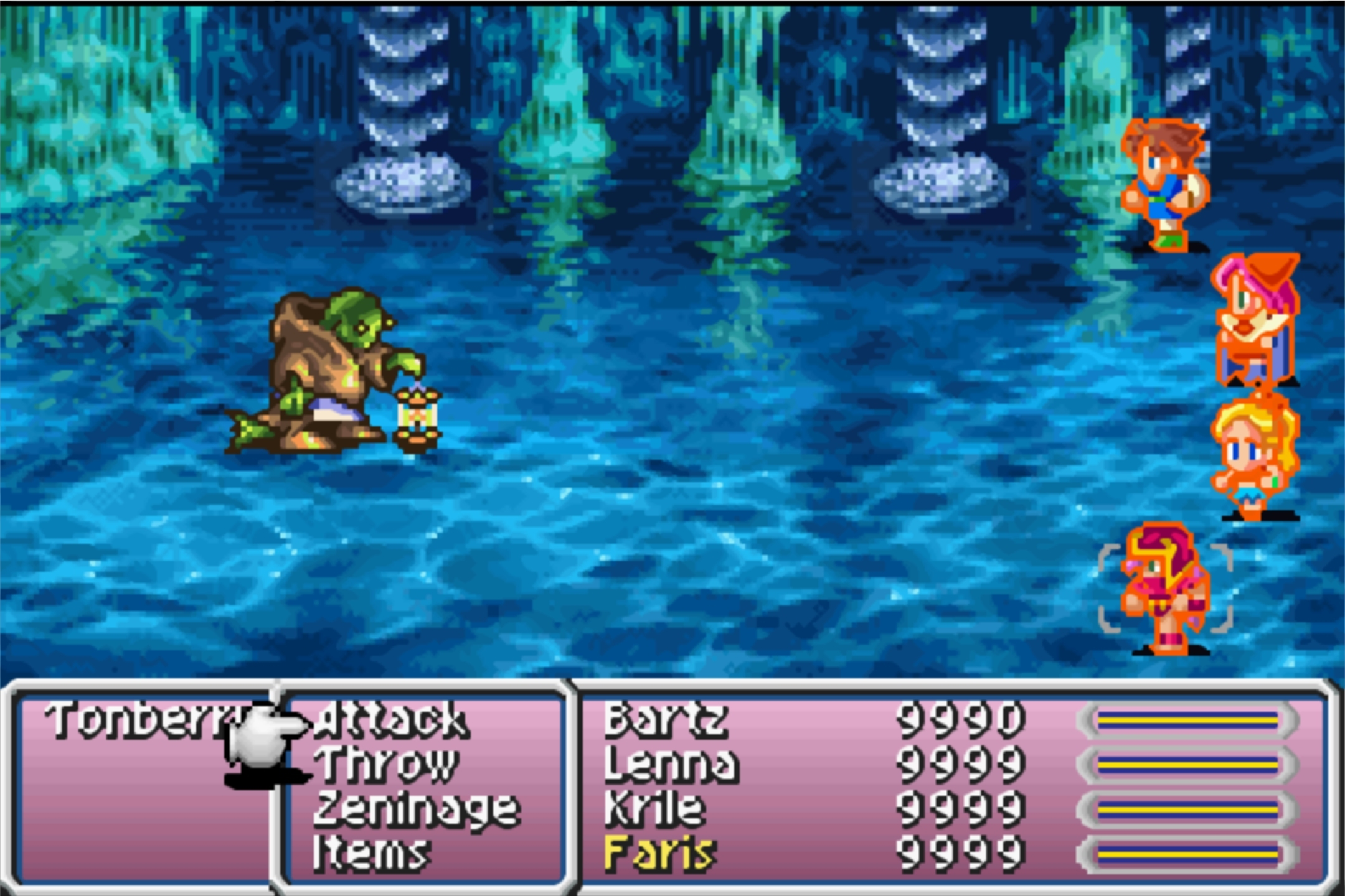 Featured image for RPG Review: Final Fantasy V