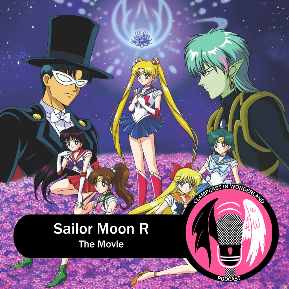 Featured image for Bonus Episode: Sailor Moon R – The Movie