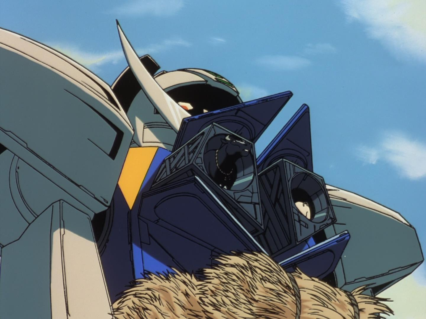 """Featured image for Turn A Gundam Staff, Production, and Episode Analyses – Episode #8 """"Laura's Cow"""""""