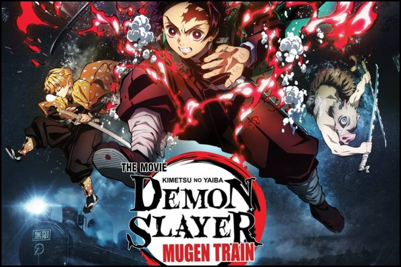 Featured image for My review on Kimetsu no Yaiba: Mugen Train