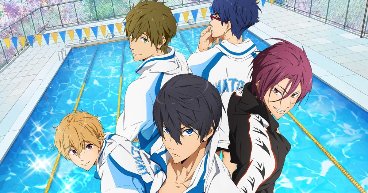 """Featured image for """"Rage On"""" — Free! OP"""