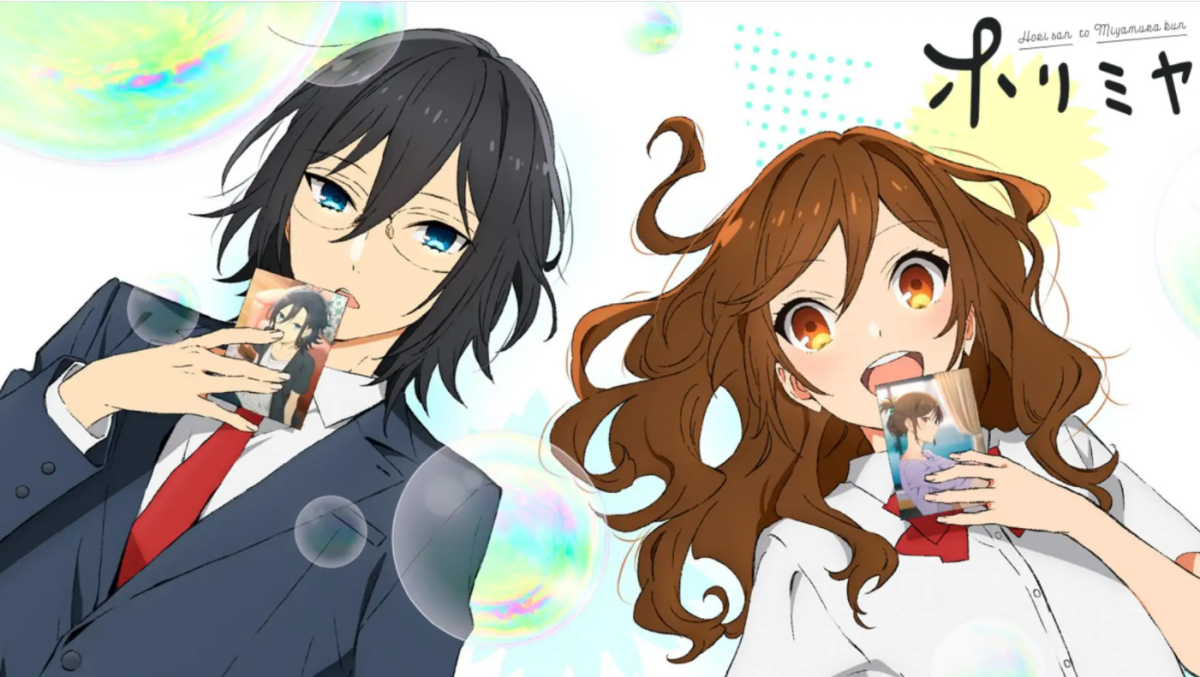 Featured image for Anime Review: Horimiya