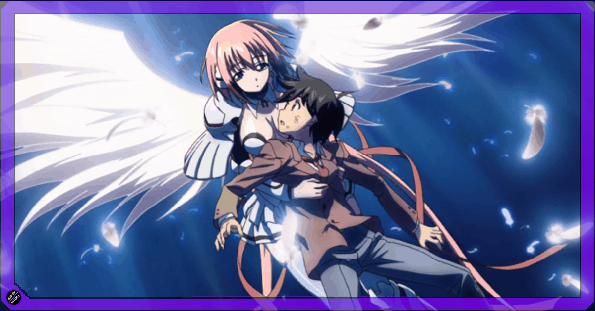 Featured image for Heaven's Lost Property – Let's Watch a Random Anime (#4)