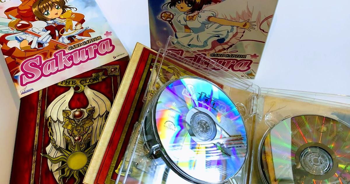Featured image for Cardcaptor Sakura.  Aged Anime 1998 - 2000.