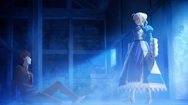 Featured image for Fate/Stay Night – Unlimited Blade Works Episode 1