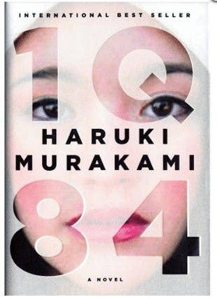 """Featured image for """"1Q84"""" by Haruki Murakami - Review"""