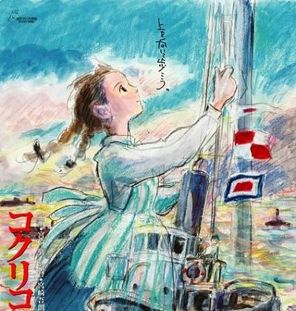 "Featured image for ""From up on Poppy Hill"" (Kokuriko-zaka kara) - Review"