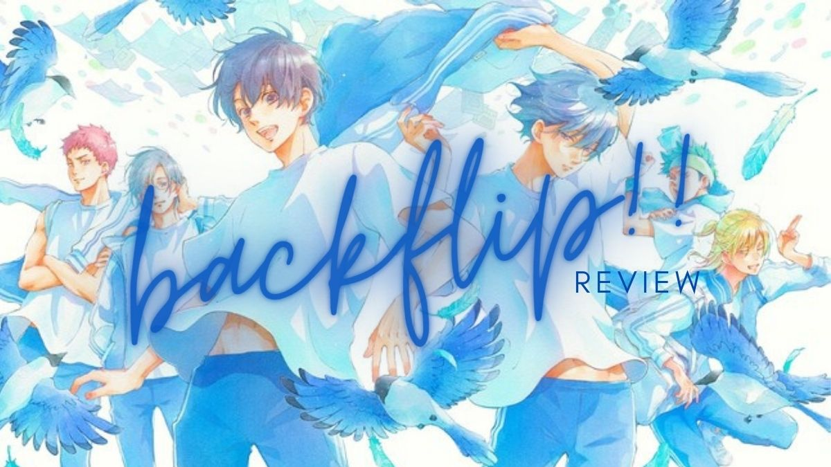 Featured image for BACKFLIP!! REVIEW
