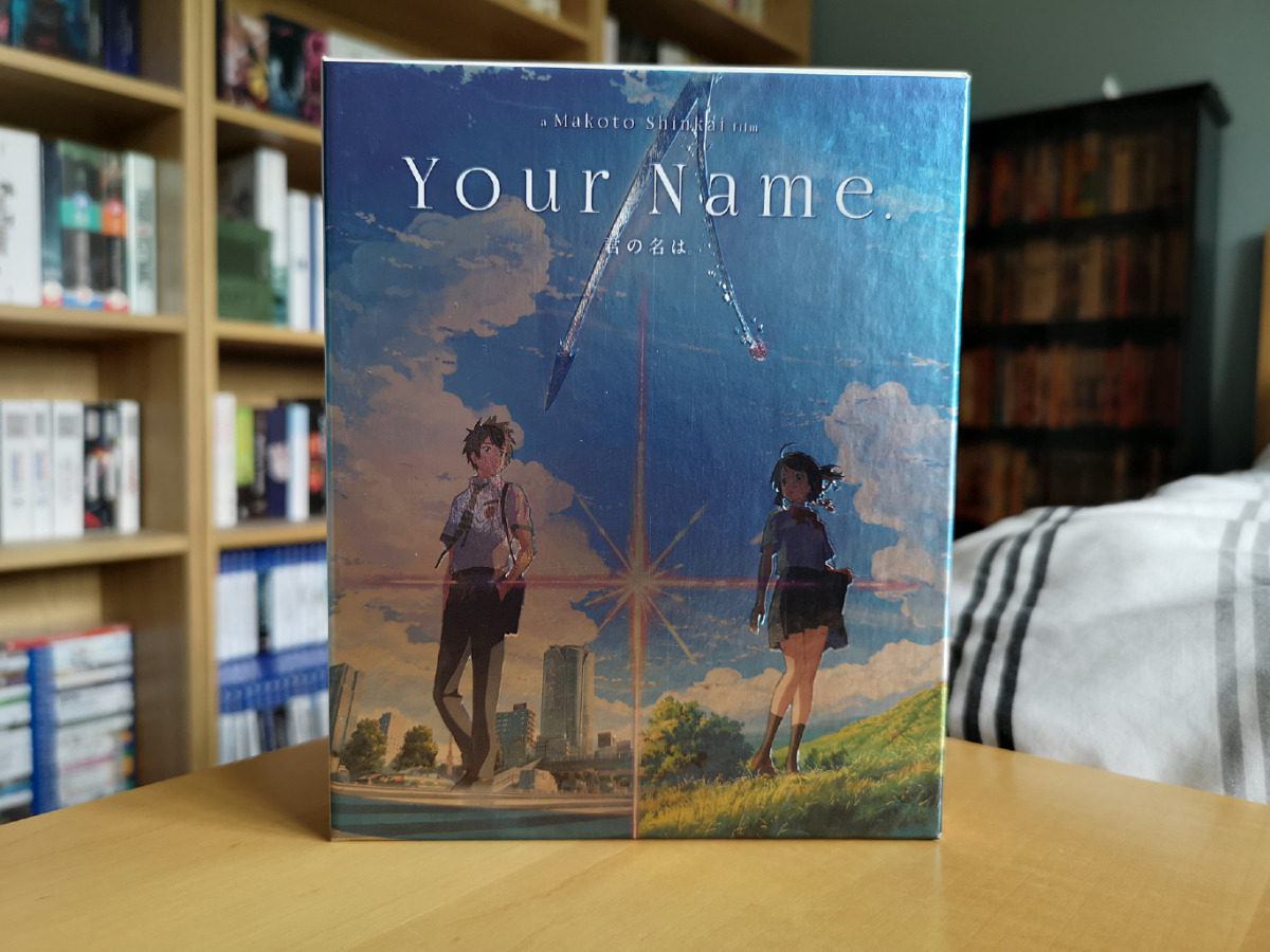 Featured image for Your Name (Collector's Edition 4K Ultra HD & Blu-ray) Unboxing