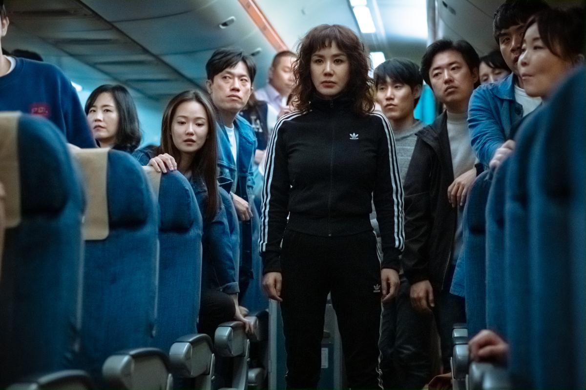 Featured image for OK! Madam (오케이 마담, Lee Cheol-ha, 2020)