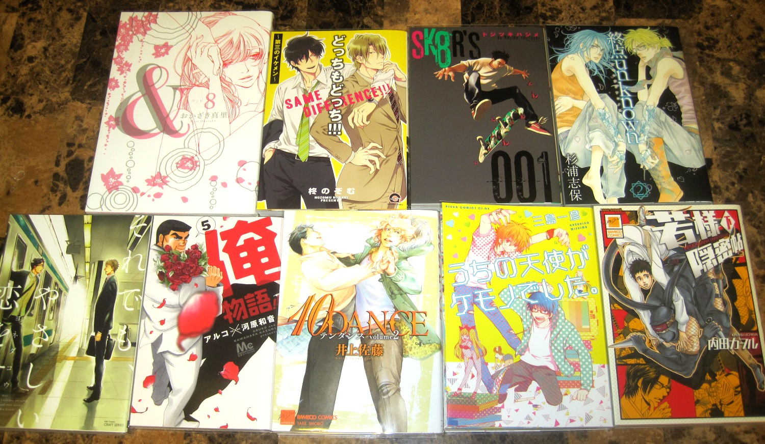 Featured image for April 2014 Manga